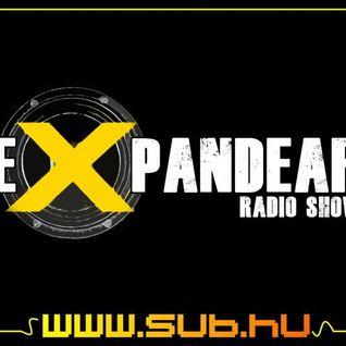 ExpandEar Radio show 007 @ sub.hu w/ RogueState