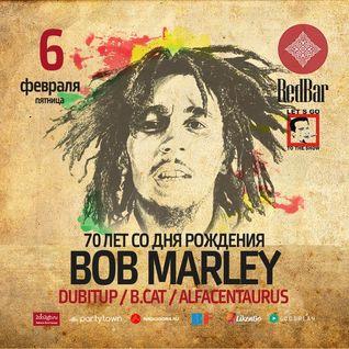 Bob Marley 70 years