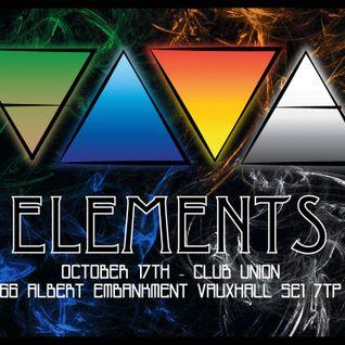 Dean Zone - LIVE @ Elements 17.10.2015