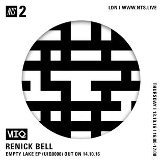 Renick Bell - 13th October 2016