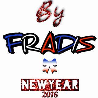 NewYear 2015 --> 2016 by FRADIS
