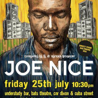 Joe Nice Interview