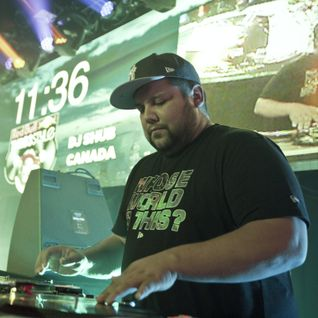 DJ Shub - Canada - Red Bull Thre3Style 2012 World Final