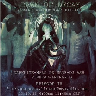 Darklime @ Dawn Of Decay. 23.10.15