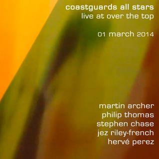 lost at sea - coastguards all stars