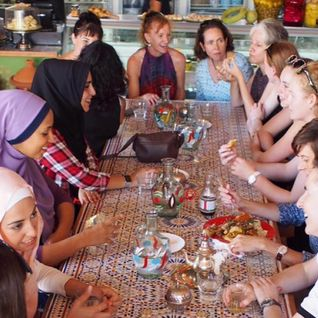An afternoon of Muslim speed dating in a climate of mistrust