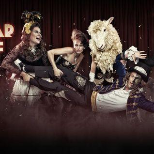 Monika Kruse @ 10 Jaar Wappie New Year, GZG Monster Closing, Zaandam 1.1.2013