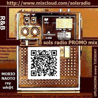 morio R&B solsradio premix02