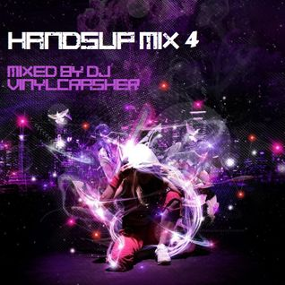 Handsup Mix 4 by DJ Vinylcrasher