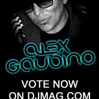 Alex Gaudino My Destination 18 08 2011
