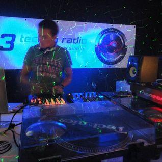 Der Process - 33 hour party @ XT3 Techno radio, 11 June 2011
