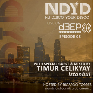 The NDYD Show - Episode 08 (guest mix by Timur Celikyay - Istanbul)