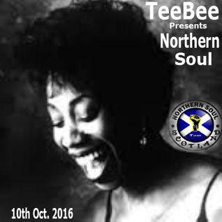 TeeBee Presents Northern Soul (2)10th Oct 2016.