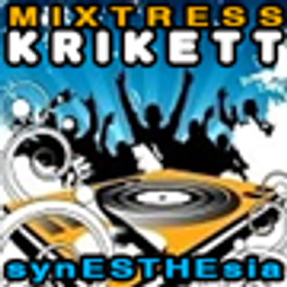 mixtress krikett - synesthesia hard dance mix