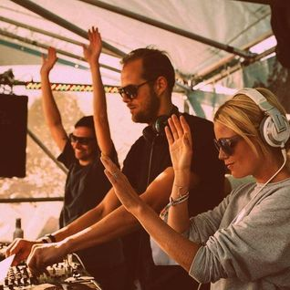Adam Beyer b2b Ida Engberg @ Paradise Ibiza 24-08-2016