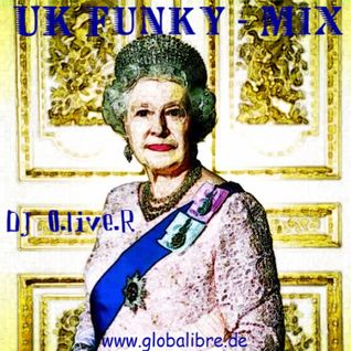 DJ O.live.R's UK Funky - Mix