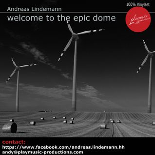 Andreas Lindemann- Welcome To The Epic Dome