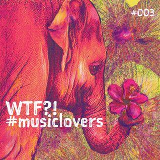 WTF?! #musiclovers - January Chart