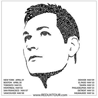 Kaskade - Live @ Redux Tour, San Francisco - 07.05.2014