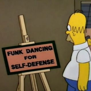 Funk Dancing For Self-Defense (Summer 2013 Mix)