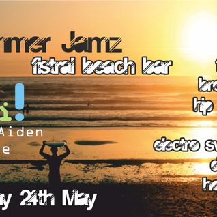 Adski - Summer Jamz Promo Mix