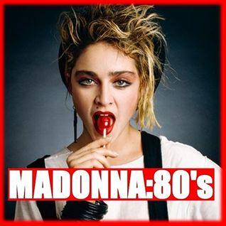 MADONNA : 80's