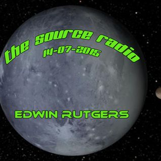 The Source Radio Edwin Rutgers 14-07-2015