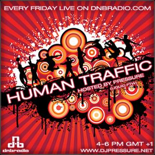Pressure - Human Traffic Vol.87