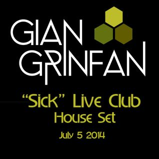 """Sick"" Live Club House Set July 5 2014"