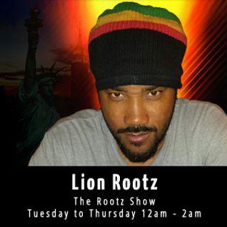 LionRootz Dancehall Flava Show / Tue 12am - 2am (GMT) / 18-05-2015