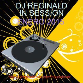 Dj Reginald - Session Enero 2015