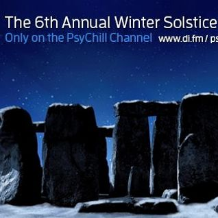 Psychedelic Ambient djmix for DI Winter Solstice 2015