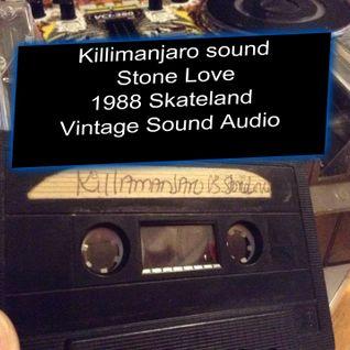 Anjahla Cassette Tape Killimanjaro Verses Stone Love 1988 Skateland edited version.mp3