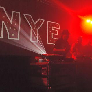 Mr. Scruff, Qool DJ Marv & MC Kwasi NYE Party, Old Granada Studios.