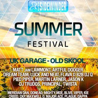 @TwistaDJ Live Recording from The Sidewinder Summer Festival