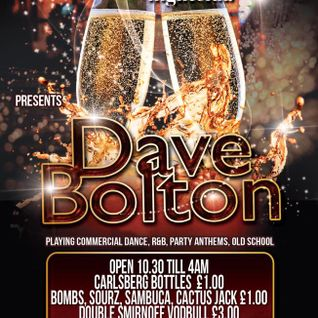 Raphaels Saturday Night Live - DJ Dave Bolton