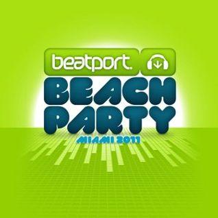Pablo Cobos @ Beatport Beach Party Miami 2011 (26.12.10)