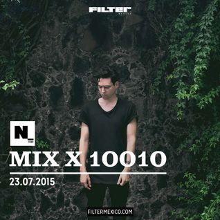 Nómada (23.07.2015): Mix x 1OO1O