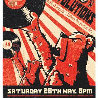 Show no. 7 - 33 1/3 Revolutions - June 2016