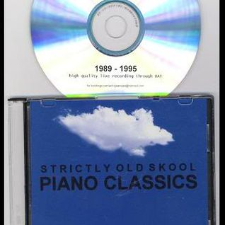 Oldskool  90s Piano Anthems Mix..........