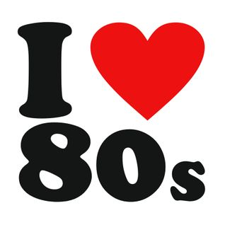 I LOVE 80'S!! MIXED BY DJ MAGS