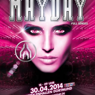Sander Van Doorn - Live @ MayDay 2014 Dortmund - 30.04.2014