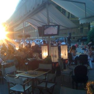 Peterslounge 03.  Sunset at Vaszy Square selected & mixed by Peter