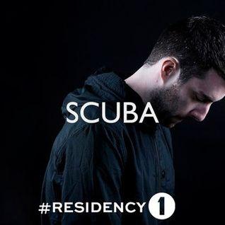Scuba - BBC Radio 1 Residency