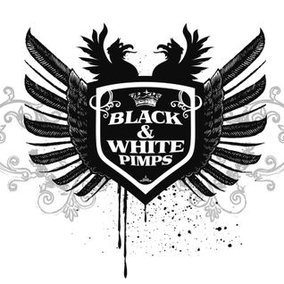 The Black & White Pimps - House Live Mixtape 2014