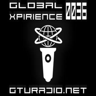 Global XPIRIENCE Edition 36  01 10 2015 DJ WD