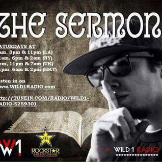 The Sermon 020 w/ Luca Rezza