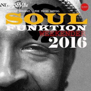 "Cornerstone 21st Century Soul 7"" singles Part 2 (22 July 2016)"