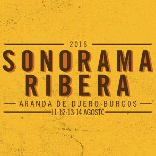 Sonorama Ribera Indie Session (Aranda de Duero 2016)