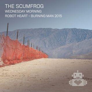 The Scumfrog – Robot Heart - Burning Man 2015